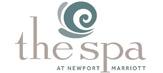 The Spa at Newport Marriott logo